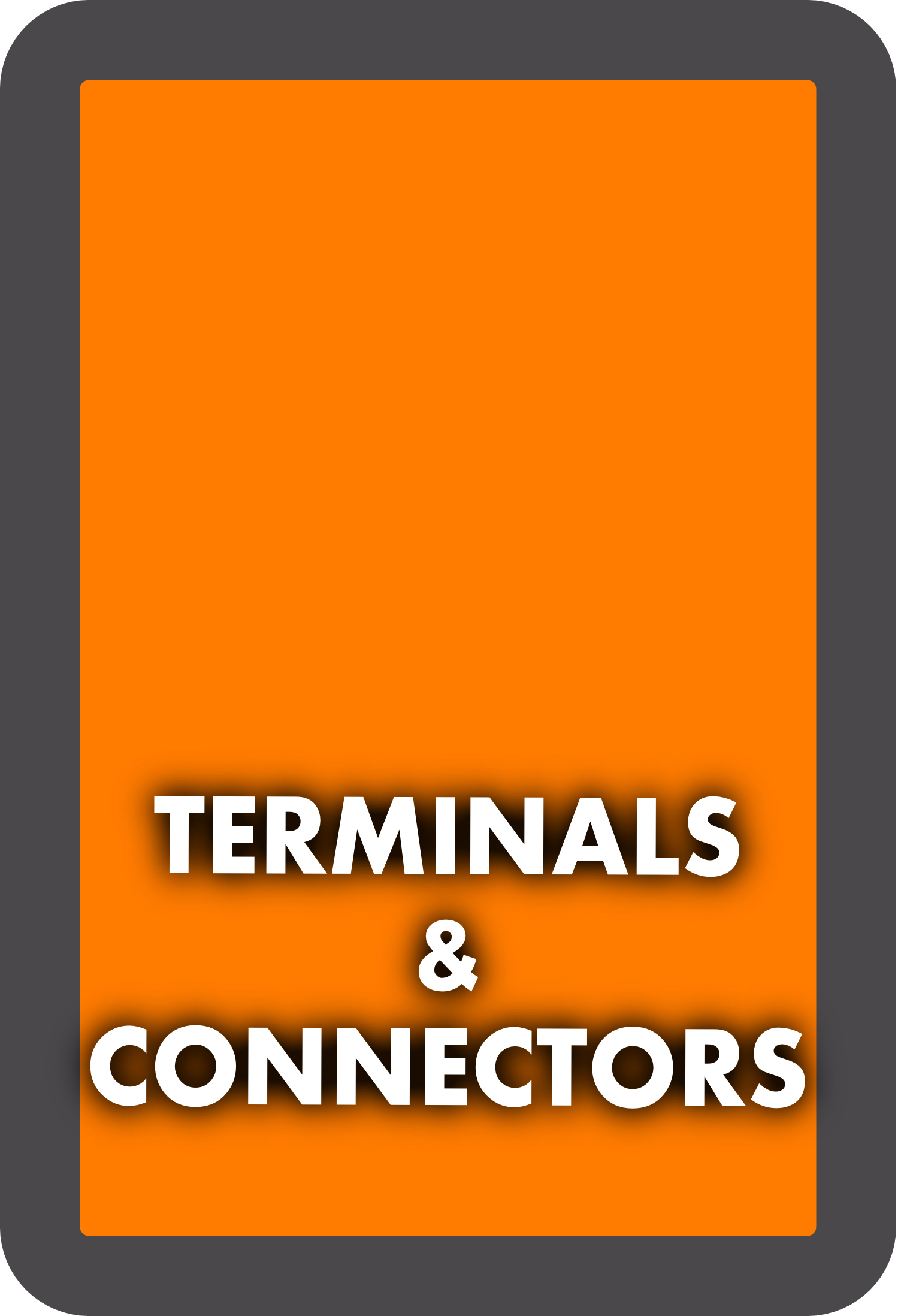 terminals connectors