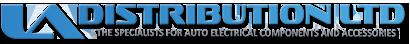 LA Distribution - Logo